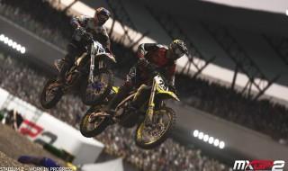 El modo Monster Energy FIM Motocross de las Naciones también estará en MXGP2