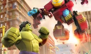 Detalles del pase de temporada de LEGO Marvel Vengadores