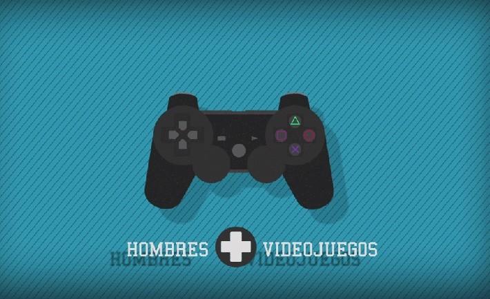 hombres + videojuegos