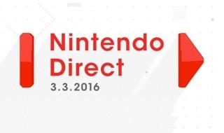 Nuevo Nintendo Direct mañana 3 de marzo
