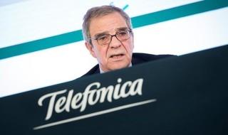 César Alierta deja la presidencia de Telefónica, le sustituirá José María Álvarez-Pallete