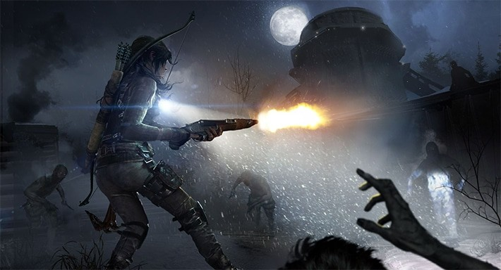 rise of the tomb raider zombies