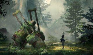 Nuevo gameplay de Nier: Autómata
