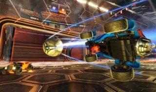 Hasta el domingo podemos jugar gratis a Rocket League en Steam