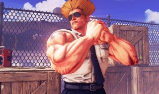 Guile llega este mes a Street Fighter V y luce así