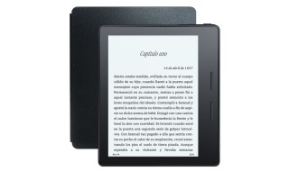 Amazon presenta el Kindle Oasis