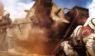 El nuevo Battlefield 1 nos llevará a la Primera Guerra Mundial