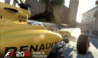 Anunciado F1 2016 para PS4, Xbox One y PC