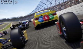 La Nascar llega a Forza Motorsport 6 vía DLC