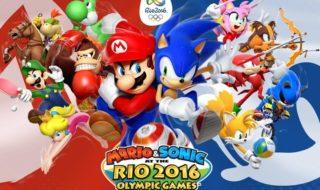Mario & Sonic en los Juegos Olímpicos: Rio 2016 llegará a Wii U el 24 de junio