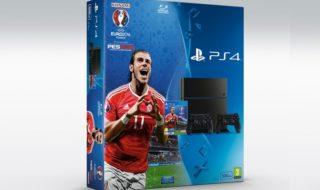 A principios de junio habrá pack de PS4 + PES UEFA Euro 2016