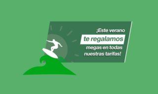 Amena añade 1GB extra de datos a sus tarifas ilimitadas durante el verano