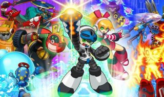 Las notas de  Mighty No. 9 en las reviews de la prensa