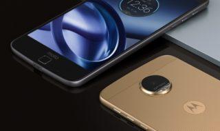 Moto Z, el primer smartphone modular de Motorola