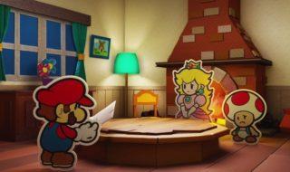 Paper Mario: Color Splash llegará el 7 de octubre a Wii U