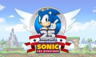 Se confirma el desarrollo de un nuevo Sonic el día de su 25º aniversario