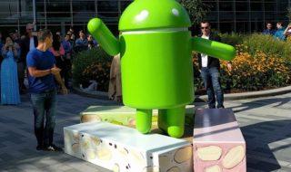 Android Nougat será el nombre de la próxima versión del SO de Google