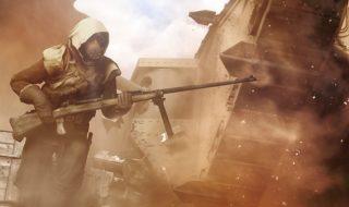 Así es la destrucción en Battlefield 1