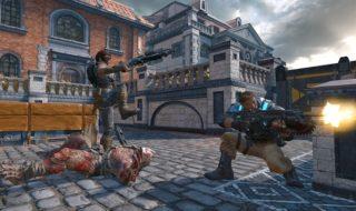 Un vistazo a algunos de los mapas multijugador de Gears of War 4