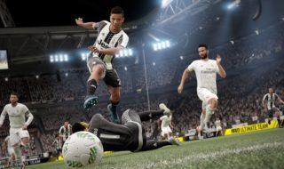 Así lucen los jugadores de la Juventus en FIFA 17
