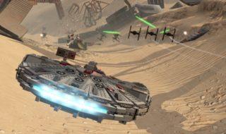 Las notas de  LEGO Star Wars: El Despertar de la Fuerza en las reviews de la prensa