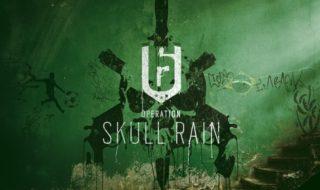 Skull Rain, el nuevo contenido gratuito para Rainbow Six Siege, disponible el 2 de agosto