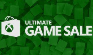 Del 5 al 11 de julio vuelve la Ultimate Game Sale a Xbox Live