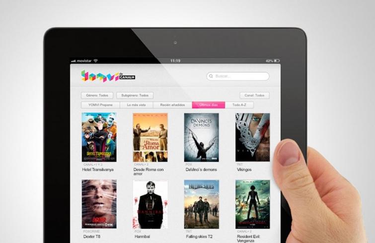 Yomvi iPad