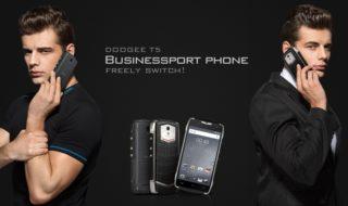 Doogee T5, el teléfono businessport con protección IP67, en preventa por 229.99$