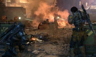 Un primer vistazo al modo horda de Gears of War 4