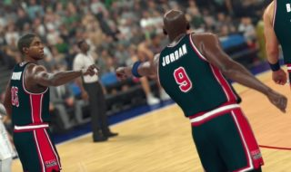 Así luce el Dream Team en NBA 2K17