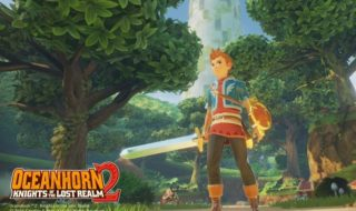 Anunciado Oceanhorn 2: Knights of the Lost Realm