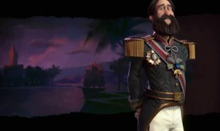Pedro II dirigirá a Brasil en Civilization VI