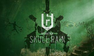 Mañana llega Skull Rain para Rainbow Six Siege, este es su trailer de lanzamiento