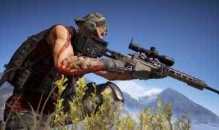 La personalización de personajes y armas en Ghost Recon Wildlands