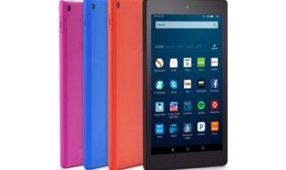 Amazon presenta su nueva tablet Fire HD 8