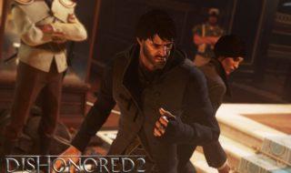 Corvo protagoniza el nuevo trailer de Dishonored 2
