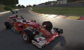 Vuelta rápida al circuito de Monza en F1 2016