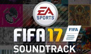 Esta es la banda sonora de FIFA 17