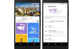 Google Trips, nueva aplicación para organizar viajes desde iOS y Android