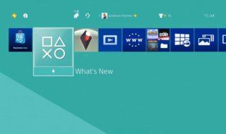 Hoy llega el firmware 4.0 de PS4