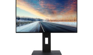 """Los nuevos monitores BE0 de Acer con diseño """"zeroframe"""""""