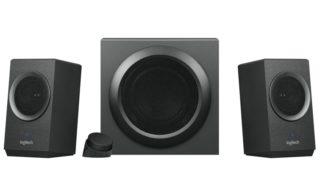 Z337 Bold Sound, los nuevos altavoces para el hogar de Logitech