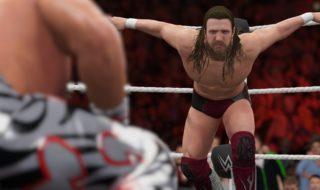 Los controles básicos de WWE 2K17