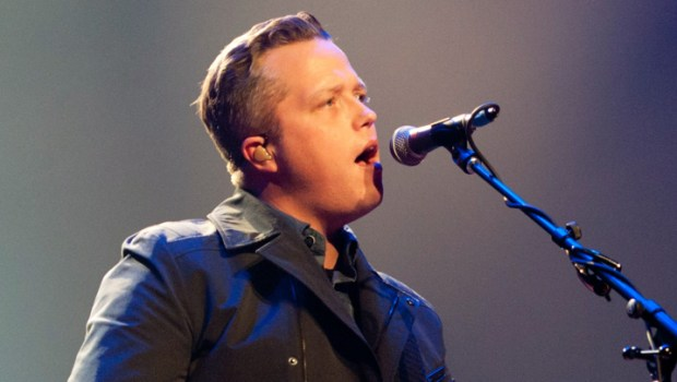 NASHVILLE, TN - OCTOBER 25:  Jason Isbell performs at Ryman Auditorium on October 25, 2014 in Nashville, Tennessee.  (Photo by Erika Goldring/Getty Images)