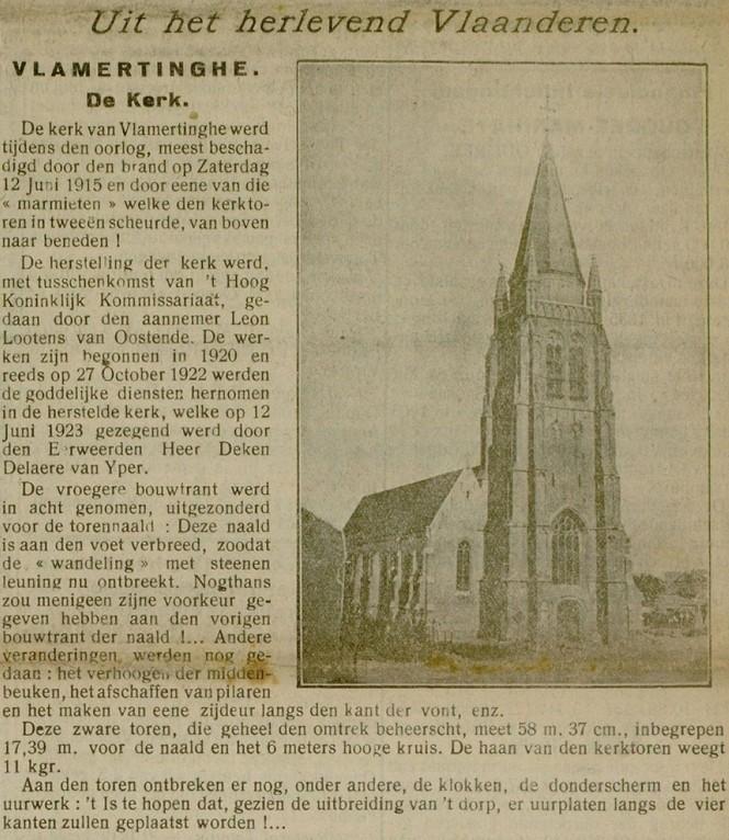 Vlamertingekerk