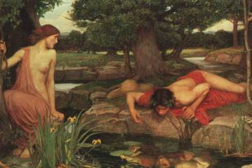 Echo_and_Narcissus_-_John_William_Waterhouse