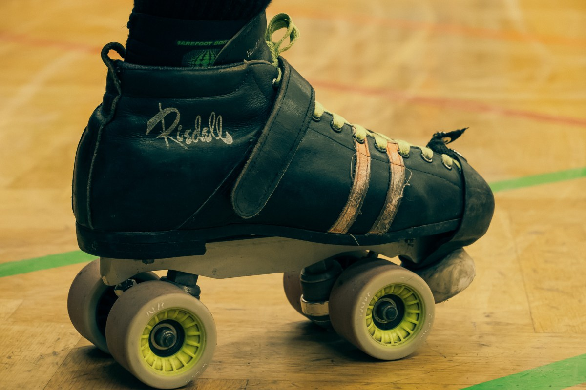 Aggression on Wheels – Vienna Roller Derby