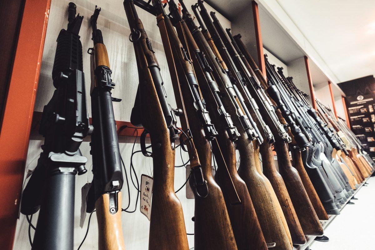 Mit Pfeffer und Blei: Warum sich die Österreicher mehr Waffen kaufen
