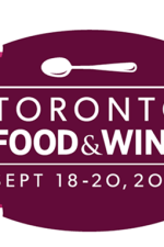 Toronto Food and Wine Festival: Starts Friday!